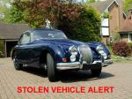STOLEN VEHICLE ALERT!!!!